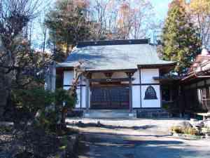 永寿院本堂