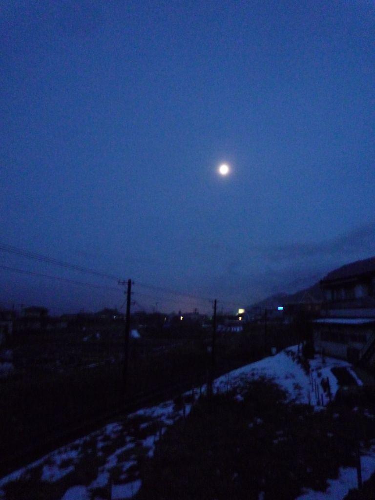 画像3(夕方の空)