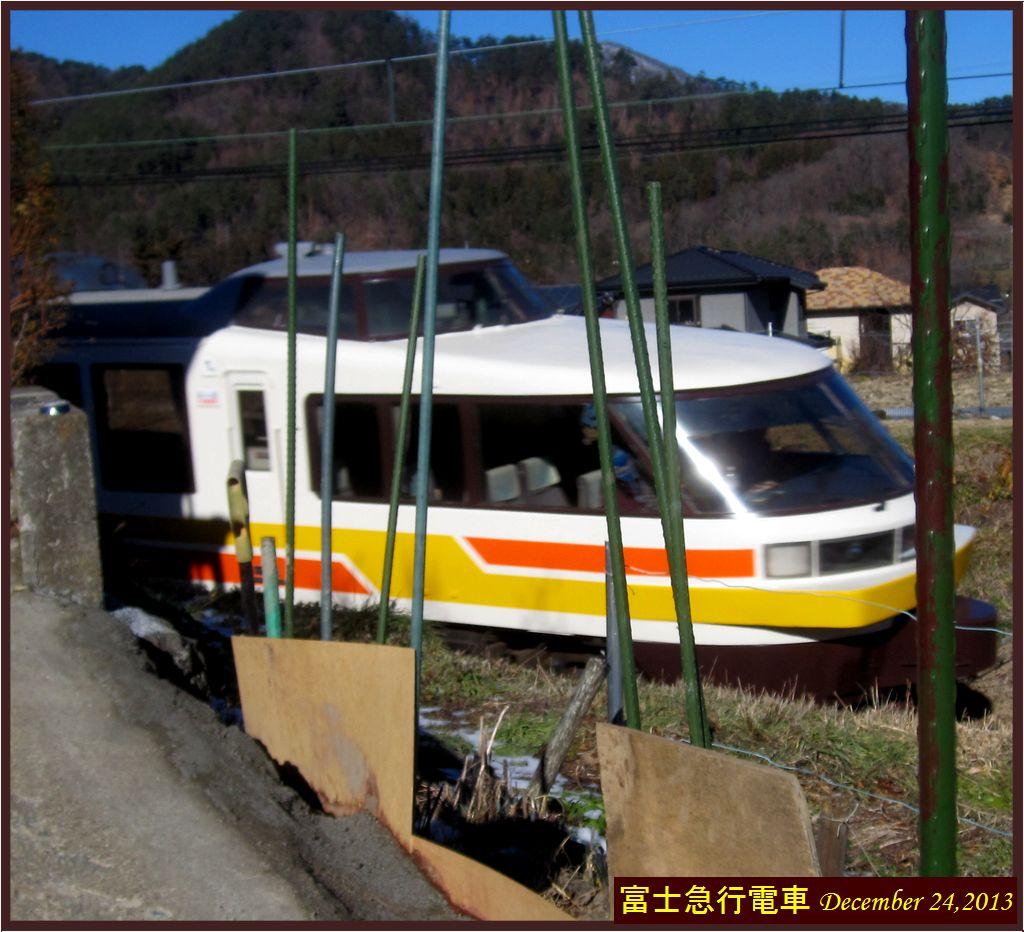 画像6(富士急行電車)