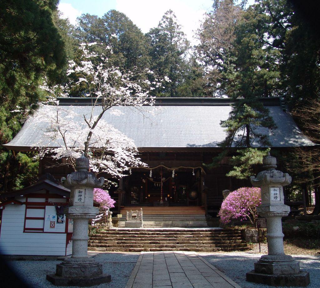 画像3(河口湖浅間神社)