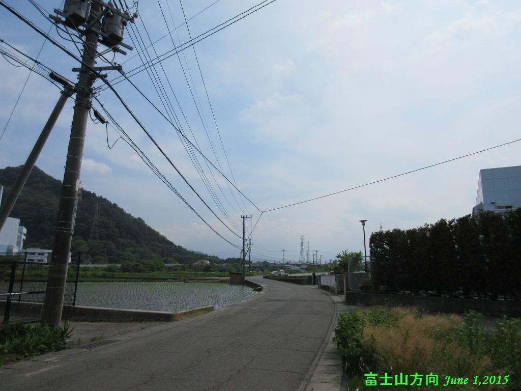 画像5(富士山方向)