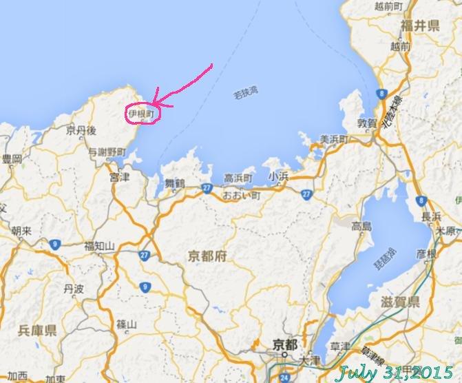 画像1(近畿地図)