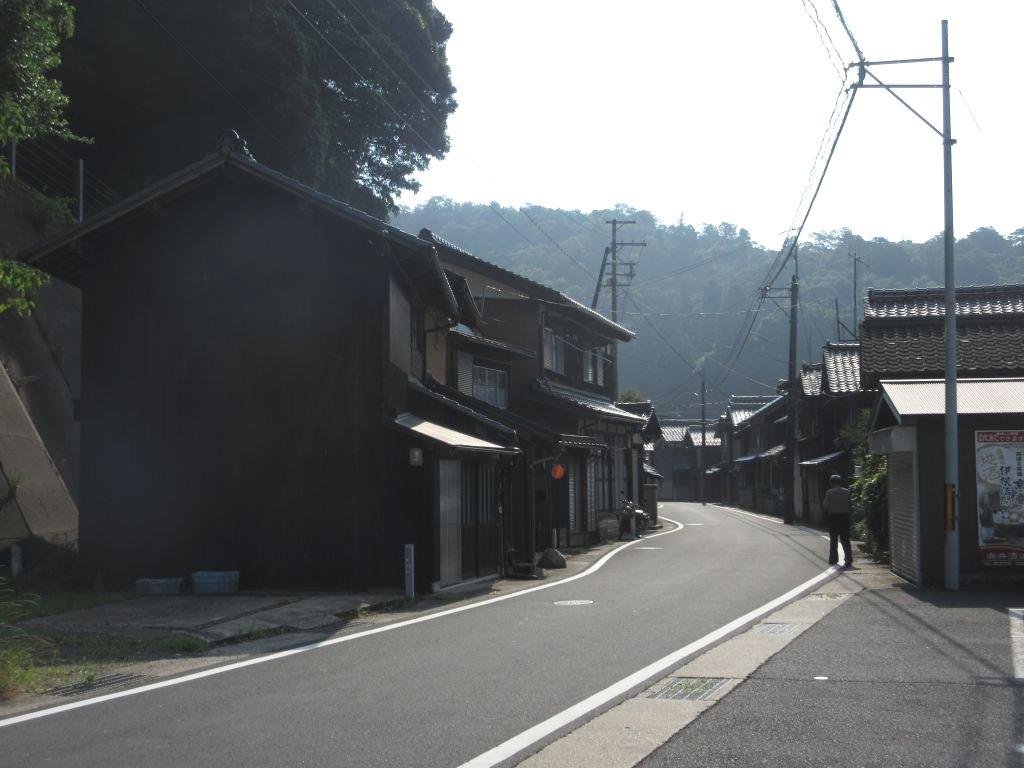 画像5(伊根の町並み)