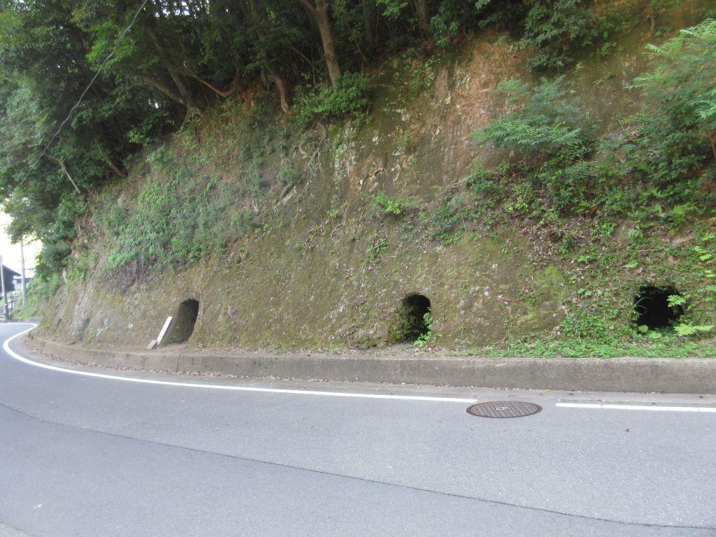 画像7(伊根の防空壕跡)
