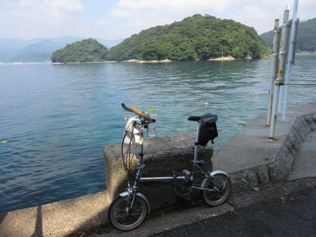 画像12(伊根湾の亀島)