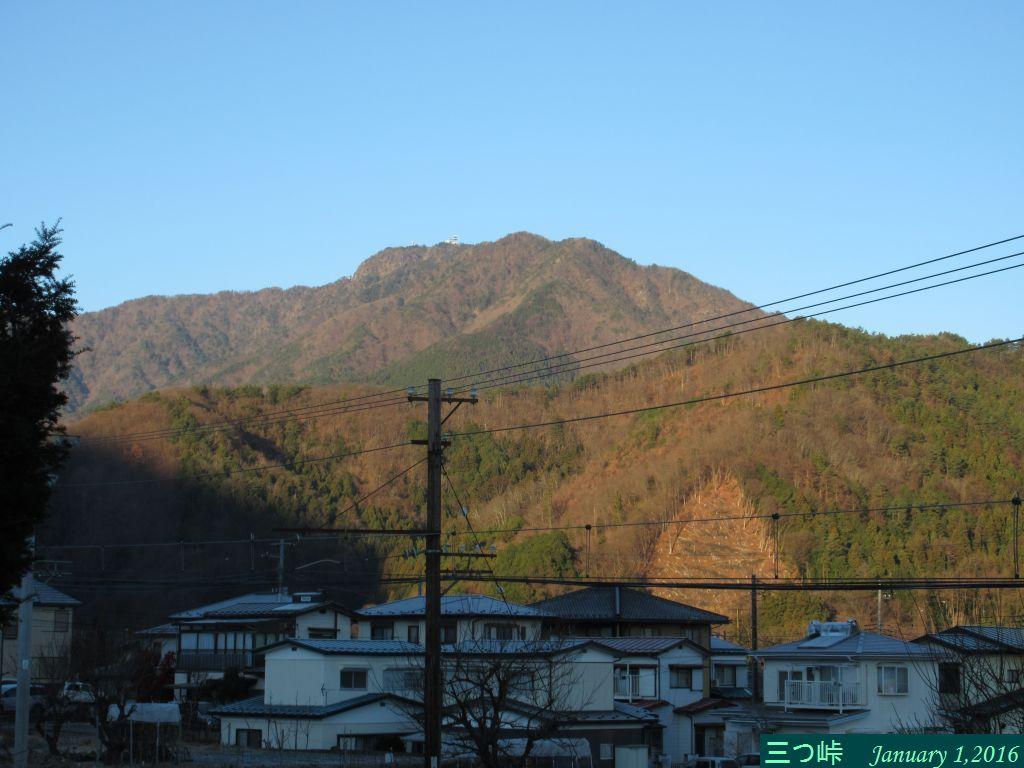 画像6(三つ峠)