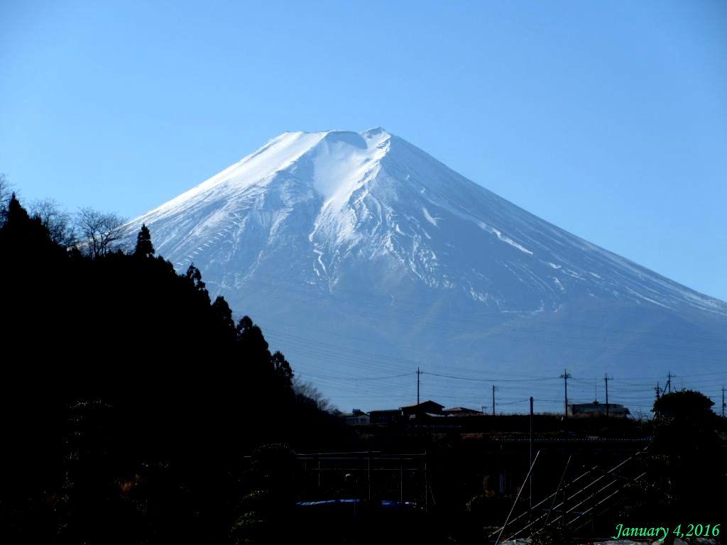 画像7(桂川・大池橋から見た富士山)