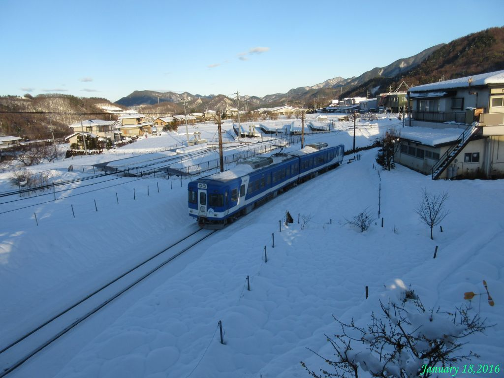 画像5(雪の一日16時頃)