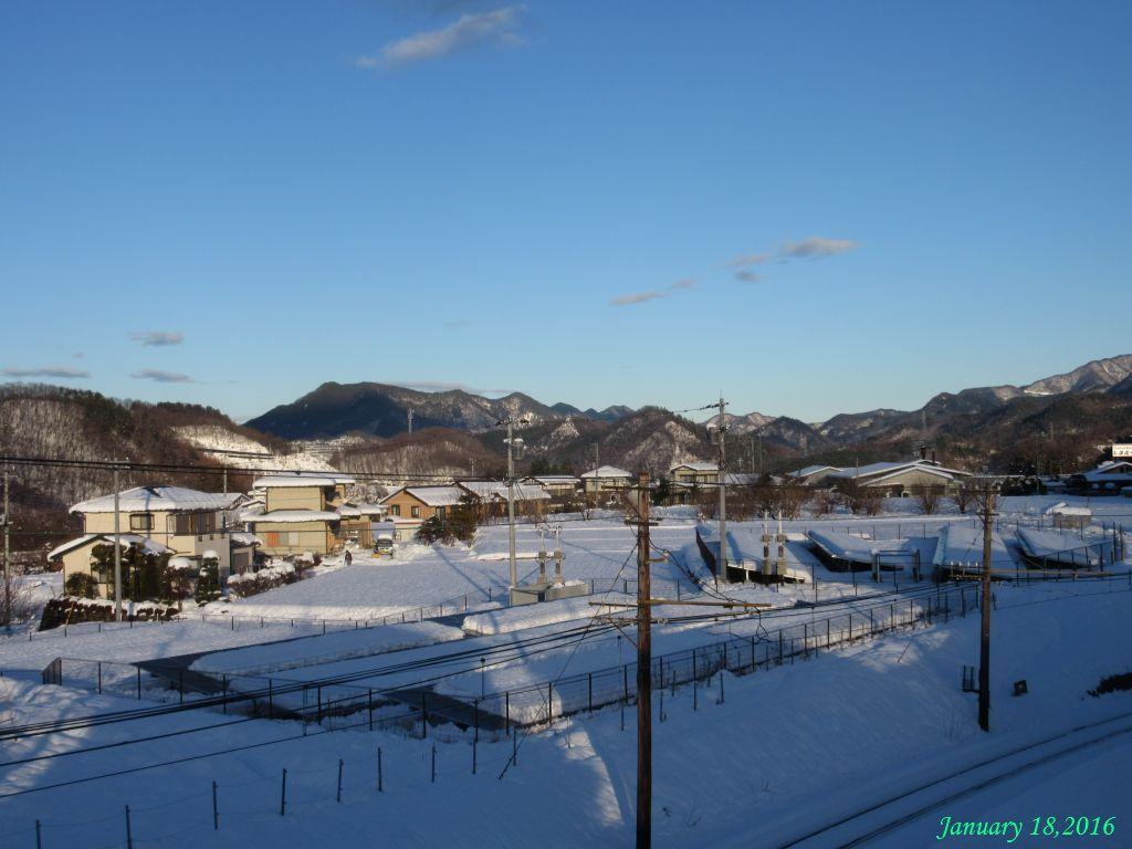画像6(雪の一日16時頃)