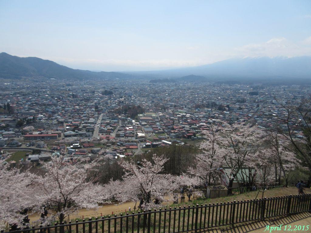 画像13(富士吉田の街並み)