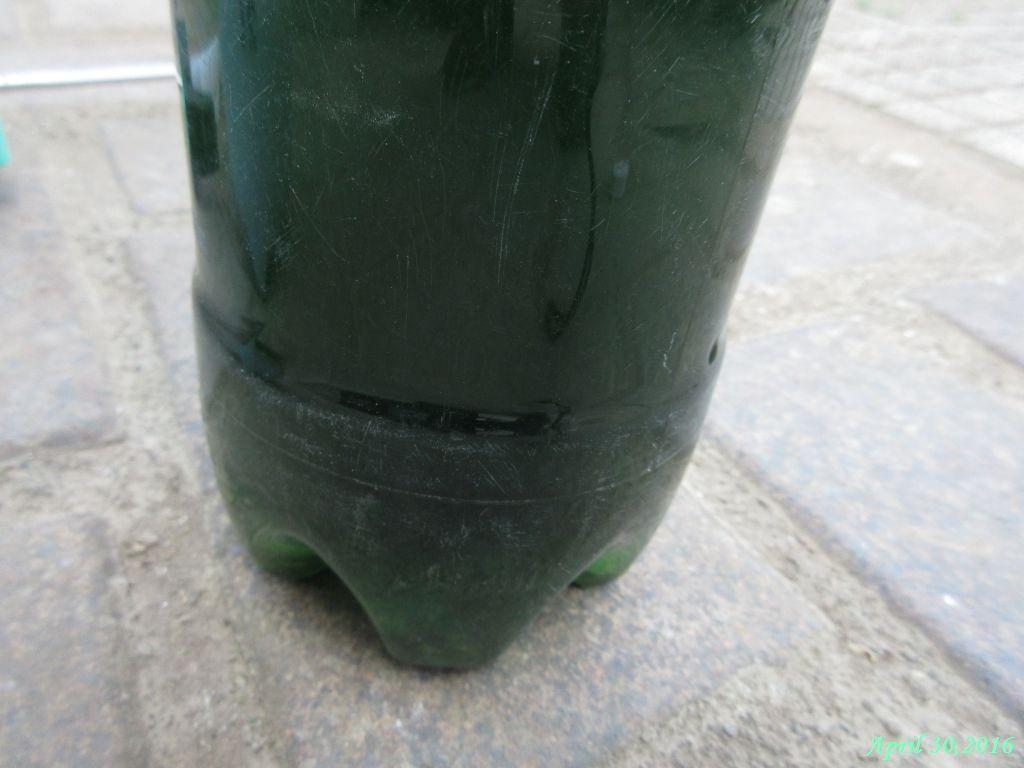 画像2(ヨモギの煮汁)