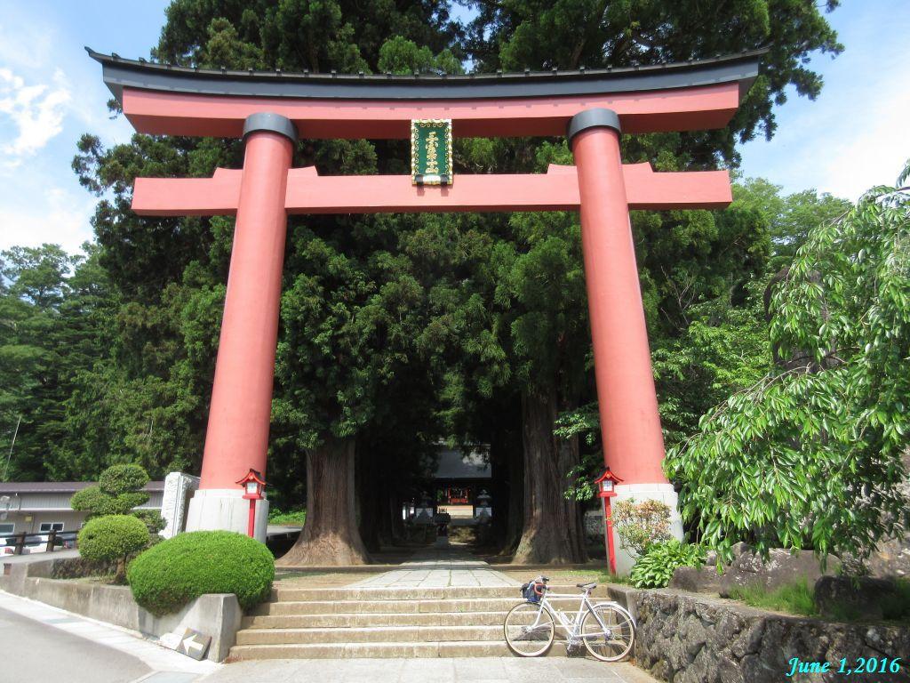 画像9(河口浅間神社)
