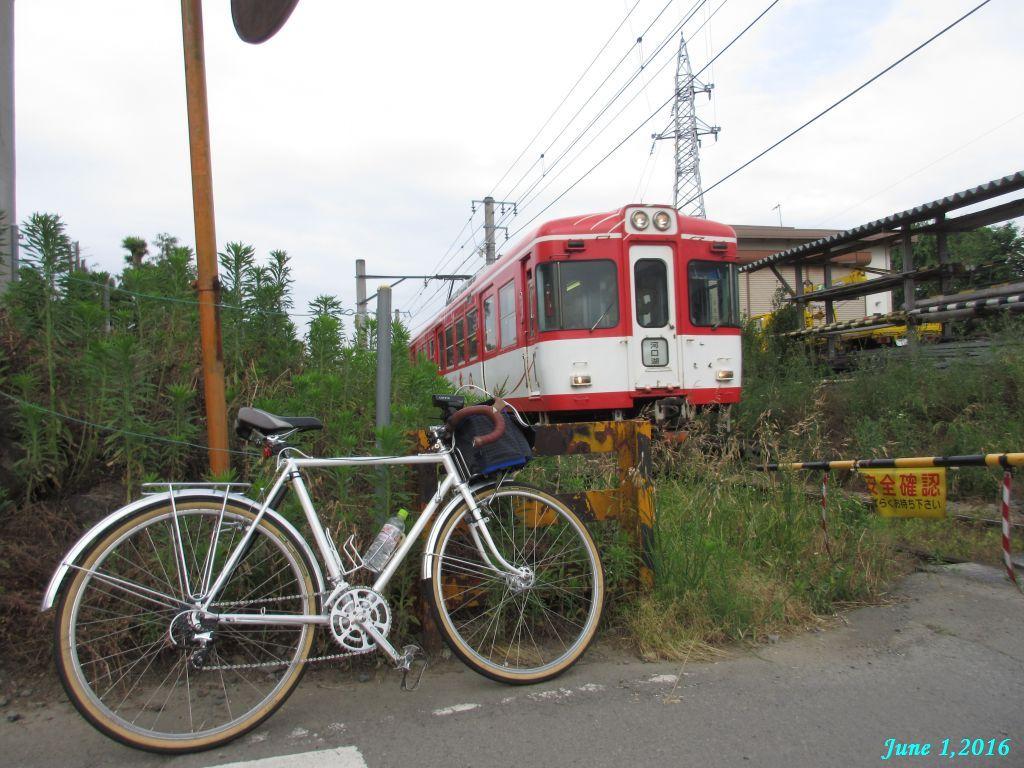 画像19(東桂駅付近の踏切)