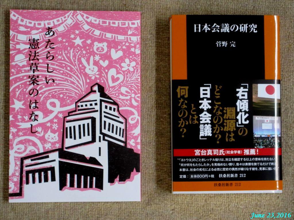 画像5(日本会議の研究&新しい憲法草案のはなし)