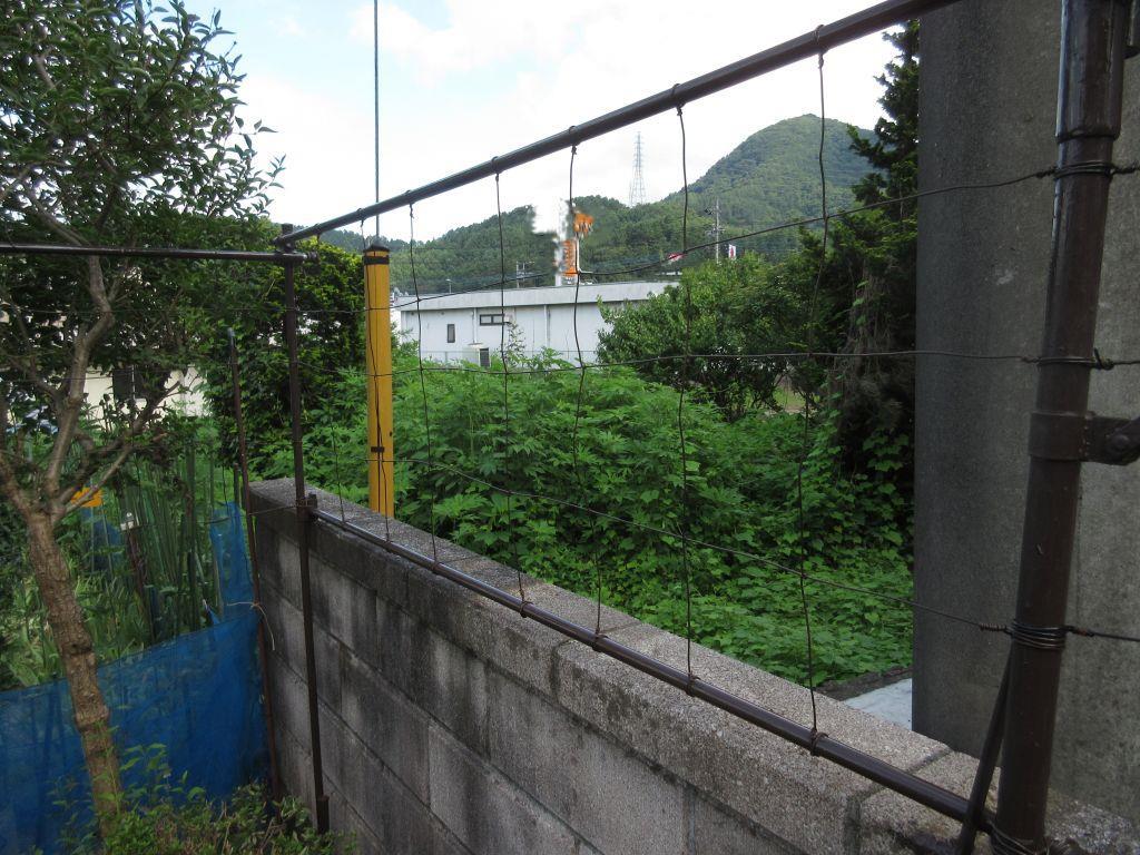 画像6(フェンス製作)