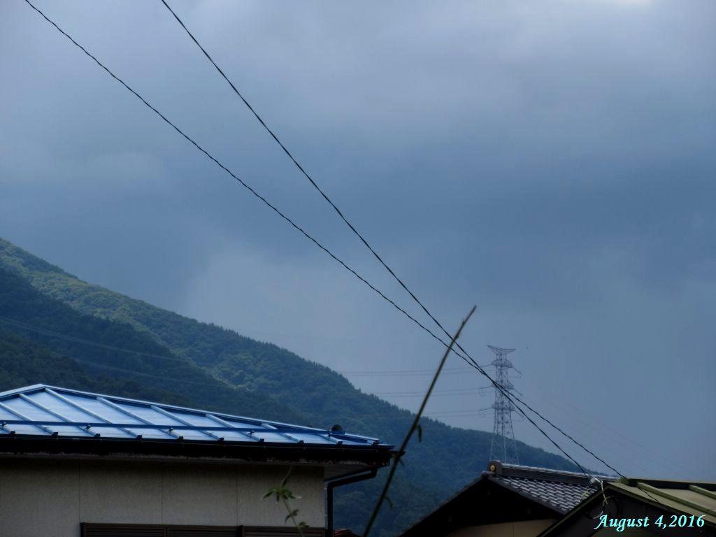 画像4(南の空 富士山方向)