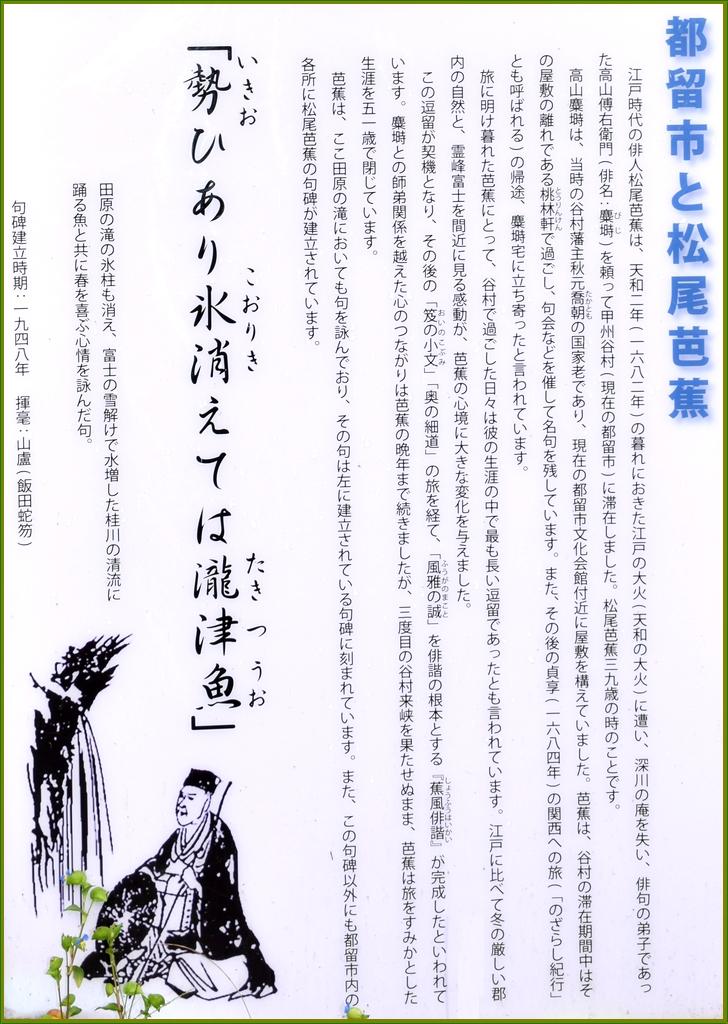 画像11(松尾芭蕉の句)