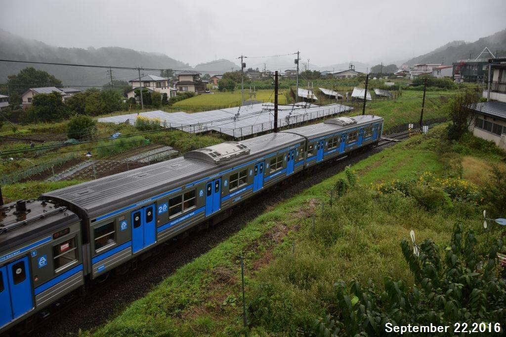 画像3(富士急行電車)