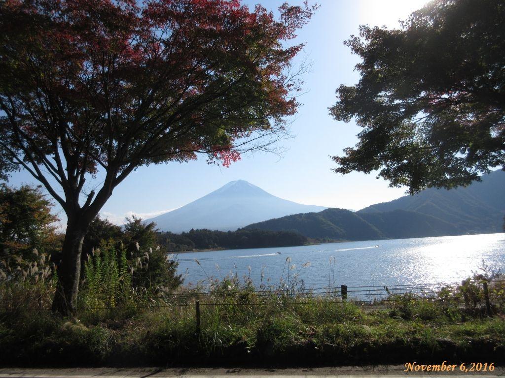 画像12(富士山と河口湖)