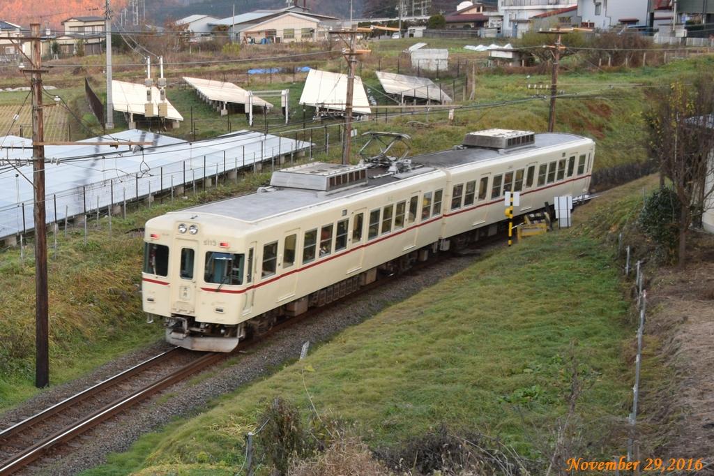 画像9(富士急行電車)