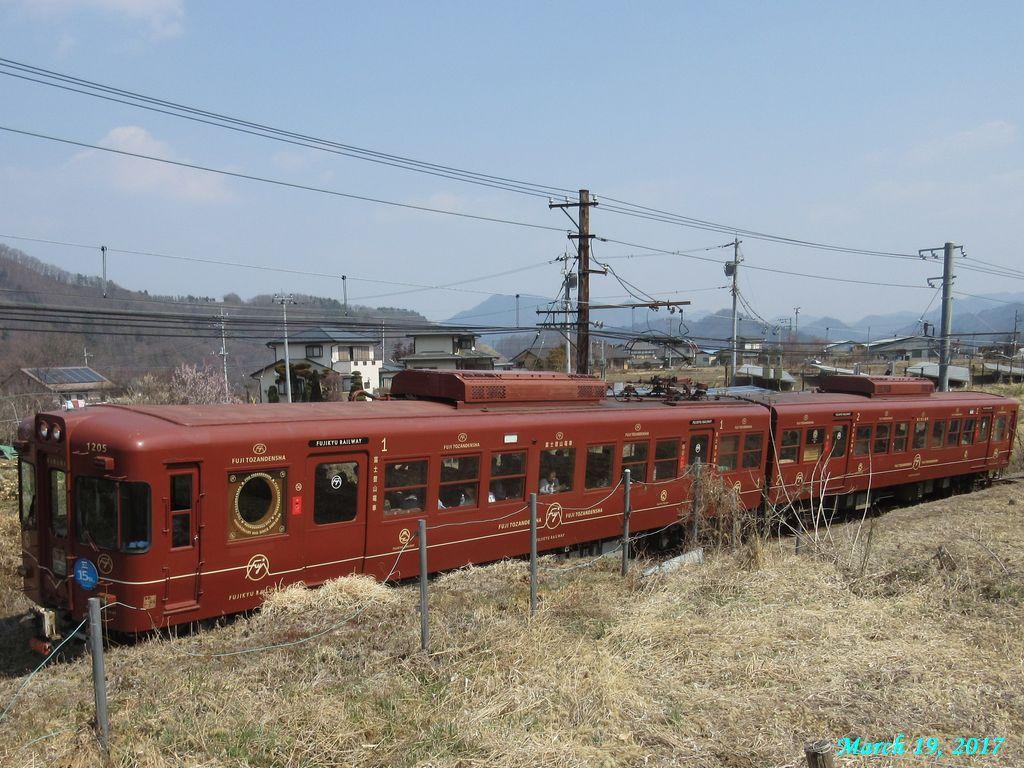 画像12(富士急行電車)
