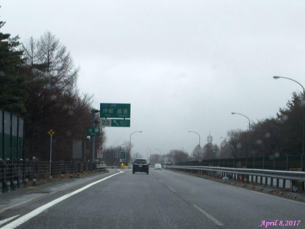 画像5(中央道伊那付近)