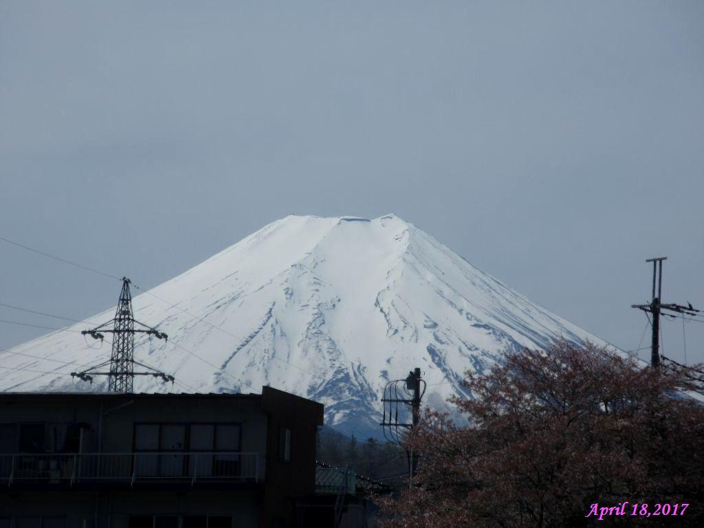 画像4(大月から見た富士山)