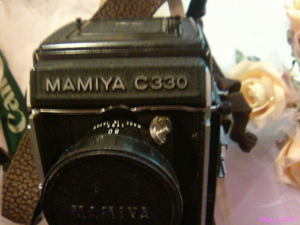 画像4(MAMIYA C330)