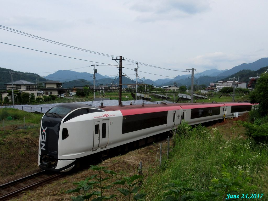 画像14(成田エクスプレス)