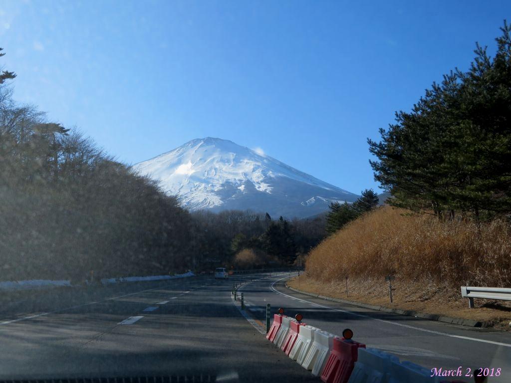画像5(須走付近から見た富士山)