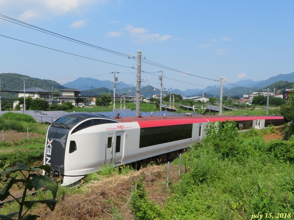 画像9(成田エクスプレス)