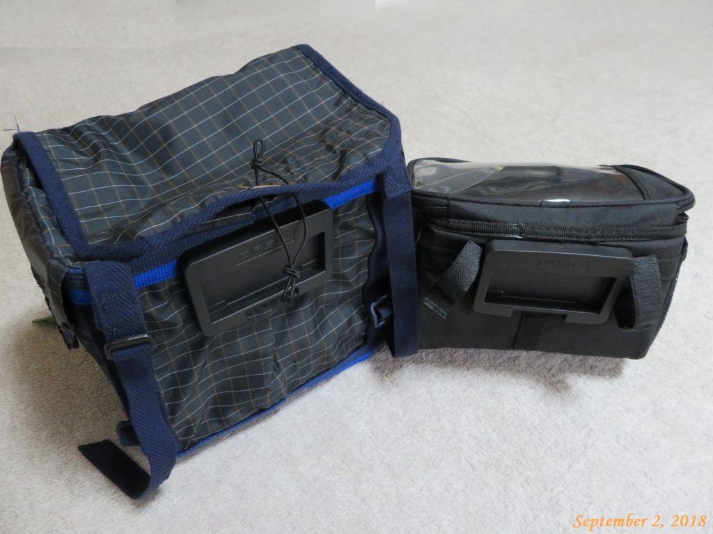画像4(フロントバッグに取り付けたアタッチメント)