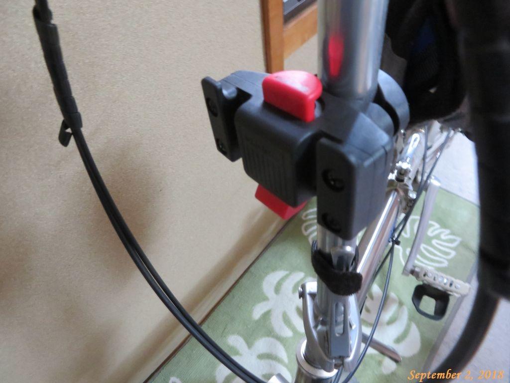 画像5(自転車側のアタッチメント)