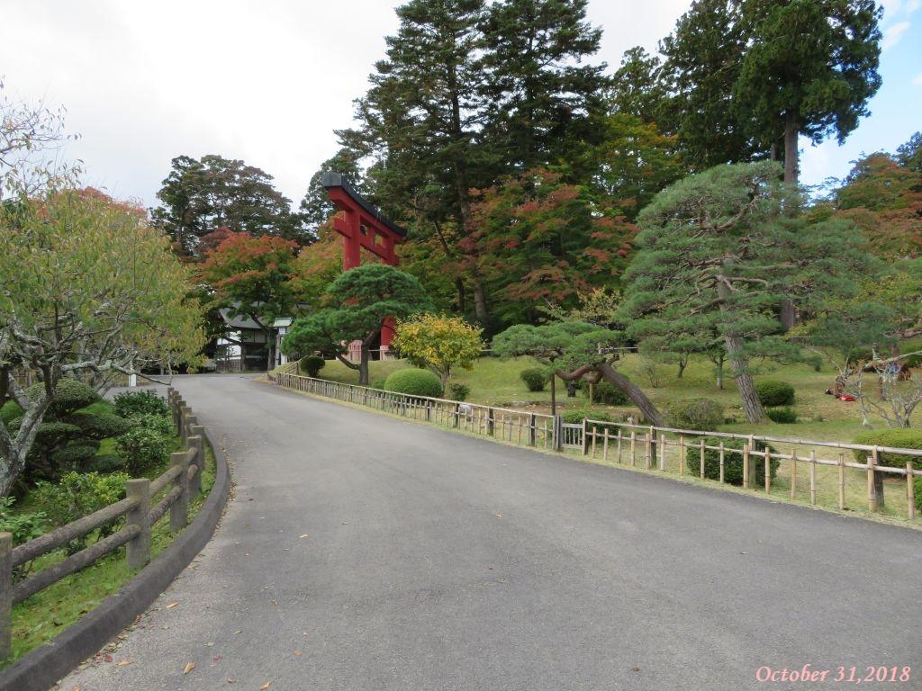 画像13(塩竈神社参道)