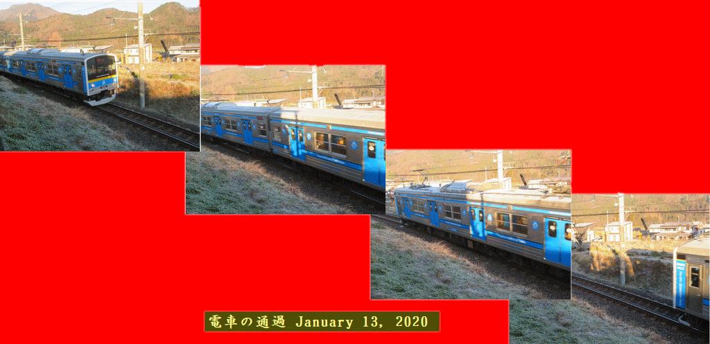 画像4(電車の通過)