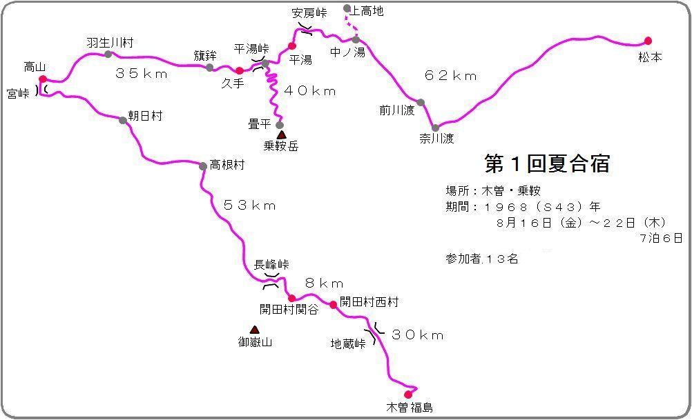 画像7(夏季合宿コース地図)