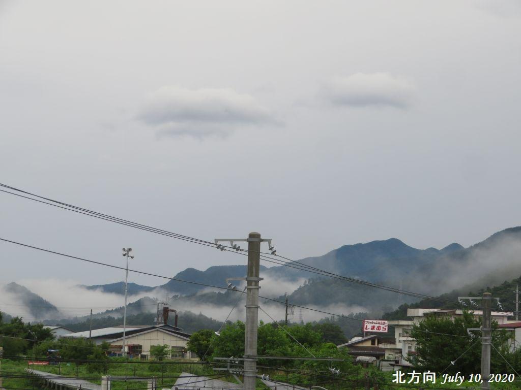 画像3(北方向の空)