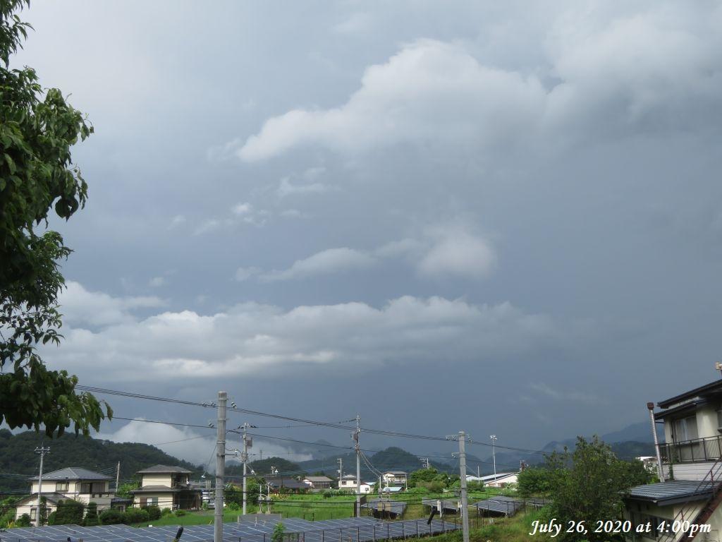 画像2(午後4時前の空)