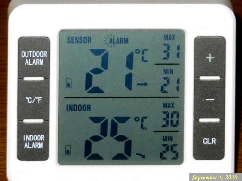 画像4(最低気温21℃)