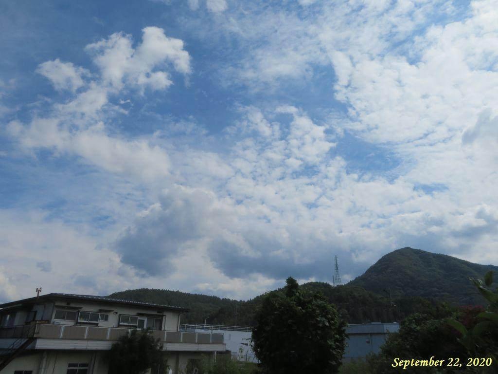 画像2(日中の空)
