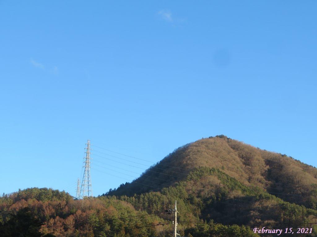 画像3(夕方の東の空)