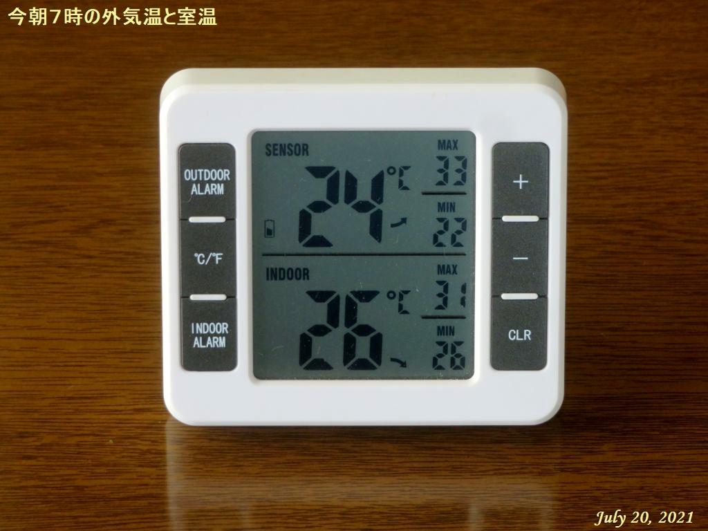画像2(今朝の気温)